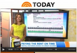 NBC News Rental History Added to Credit Scores