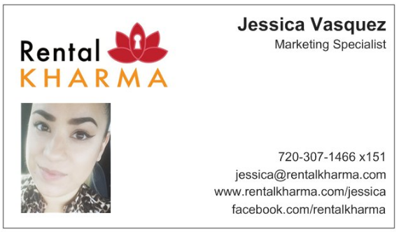 jessica card
