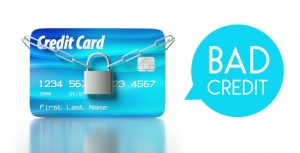 Authorized user credit Card